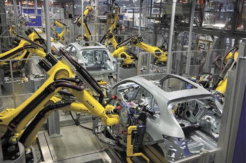 滑环在工业自动化中的应用